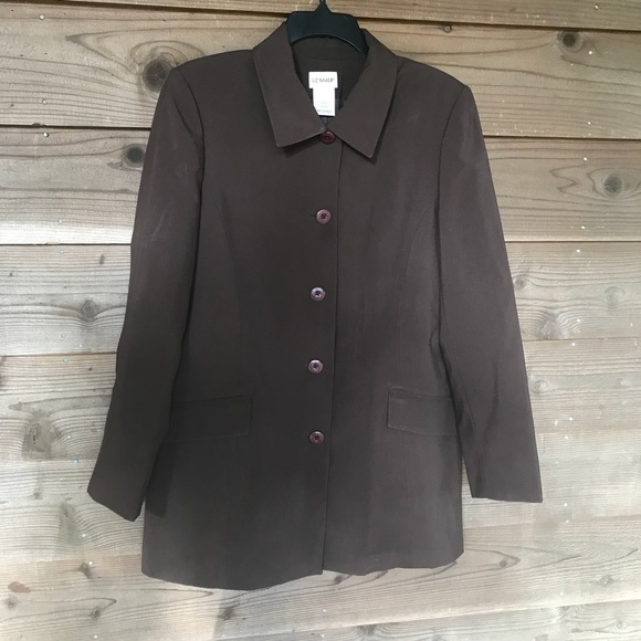 BAKER 100/% POLYESTER LADIES CLASSIC JACKET